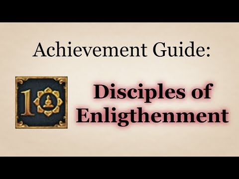 [EU4] Achievement Guide: Disciples of Enlightenment