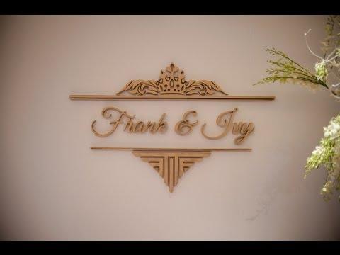 FrankIvy Taiwan Wedding Slideshow