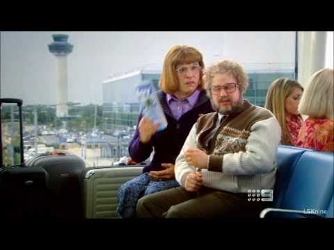 Come Fly With Me 2011 (BBC - Little Britain)