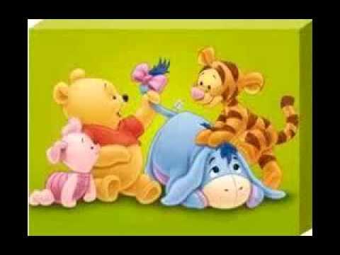 Winnie The Pooh Babies