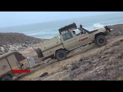 Conqueror Off Road Campers Angola Trip