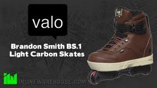 Valo Brandon Smith BS.1 Light Carbon Brown Skates Review