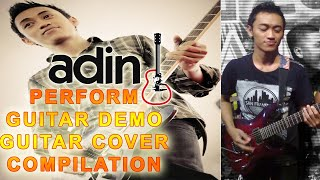 ADIN GUITAR SERVICE PERPORM - SOLO GUITAR + GUITAR KOPER, METAL, DANGDUT, CAMPURSARI, BLUS, ROCK DLL