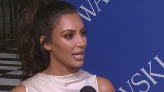 kim kardashian admits she screamed and cried following kanye wests recent outbursts