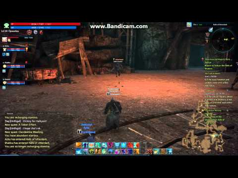 TERA Online: Questing In Tenebrous Mines (Part II)