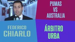 4 x 4 Los Pumas vs. Australia