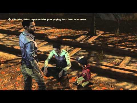 The Walking Dead Season 1: Abandoned Train Station |