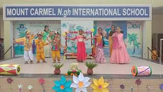 Gambar cover Janmashtmi Celebration Mount Carmel International School NGH
