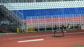 ПР по легкой атлетике в Саранске. Юноши. Эстафета 4х100. 13.06.15