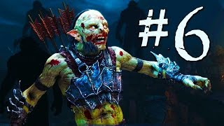 Shadow of Mordor Gameplay Walkthrough Part 6 - Uruks Hollow