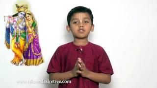 Bhagavad Gita Sloka Recitation 09.26-28 Srinath Chowdhary