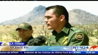 Especial 'Huellas en el desierto': brigadistas que rescatan a migrantes en desierto de Arizona