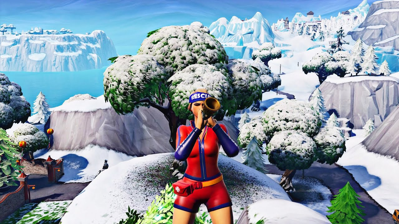 Defrost Fortnite Montage Youtube