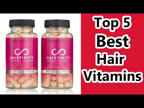Top 5 Best Hair Vitamins 2016 Best Vitamins for Hair Growth Reviews