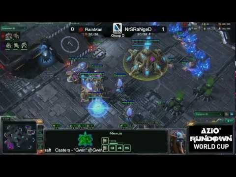 RainMan vs. NrSRaNgeD - Game 2 Part 2