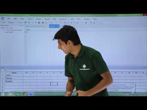 HP UFT/QTP - Import Export Excel Sheet