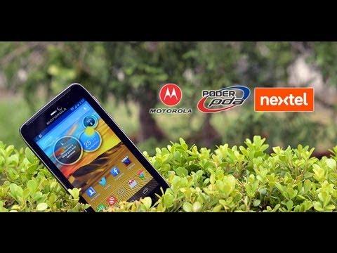 Motorola ATRIX HD de Nextel