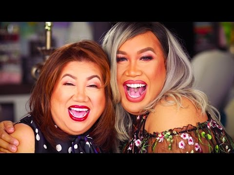 Thumbnail: MAKEOVER ON MY MOM | PatrickStarrr