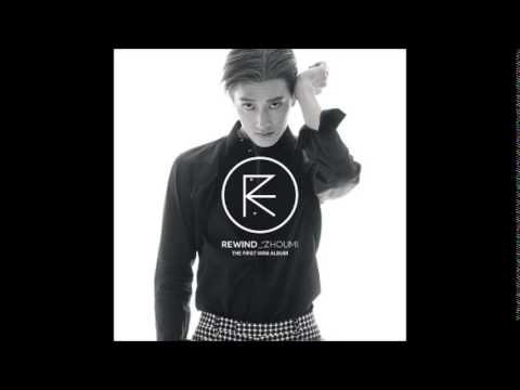[Audio]Zhoumi-Rewind (Remix Chinese ver Korean rap by Chanyeol)