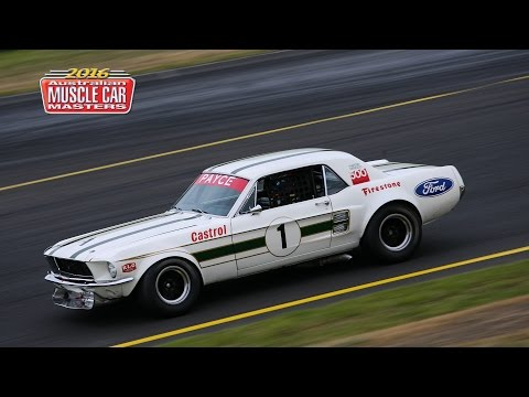 2016 Australian Muscle Car Masters October 29- 30, 2016