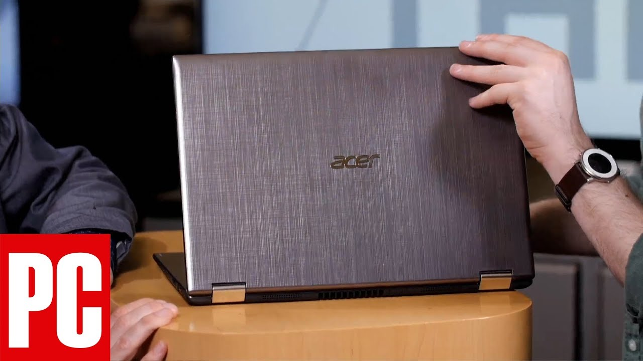 414bd33985a5f 1 Cool Thing  Acer Spin 3 (SP314-51-38XK) - YouTube