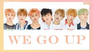 [COLOR CODED/THAISUB] NCT DREAM - We Go Up #พีชซับไทย