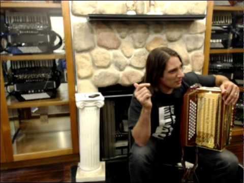 Philadelphia Accordion Club Presents Alex Meixner Dec 7th, 2013