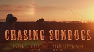 RELAX IN NATURE /🍃/ Chasing Sundogs ☀ (toy piano and percussion) by Vlad and Ashraf