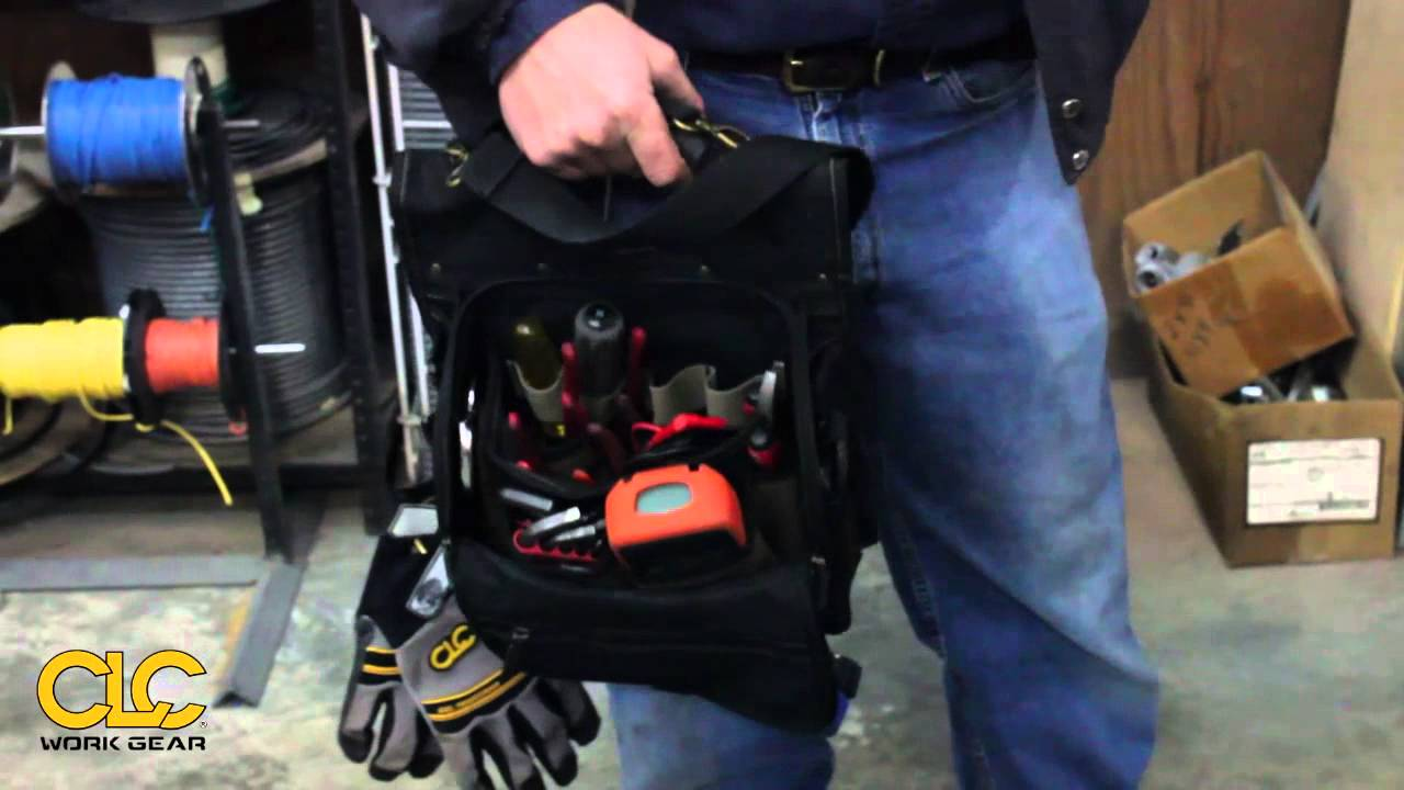 1509 Clc 21 Pocket Zippered Professional Electricians