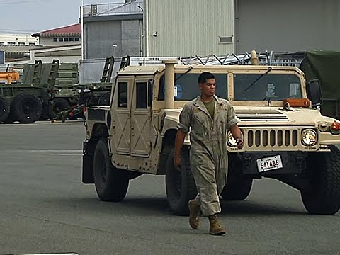 News Strike - The Ins And Outs Of Motor Transportation On MCAS Iwakuni
