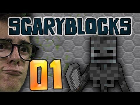 Minecraft Scary Blocks E1 - La mappa più tech che abbia mai giocato