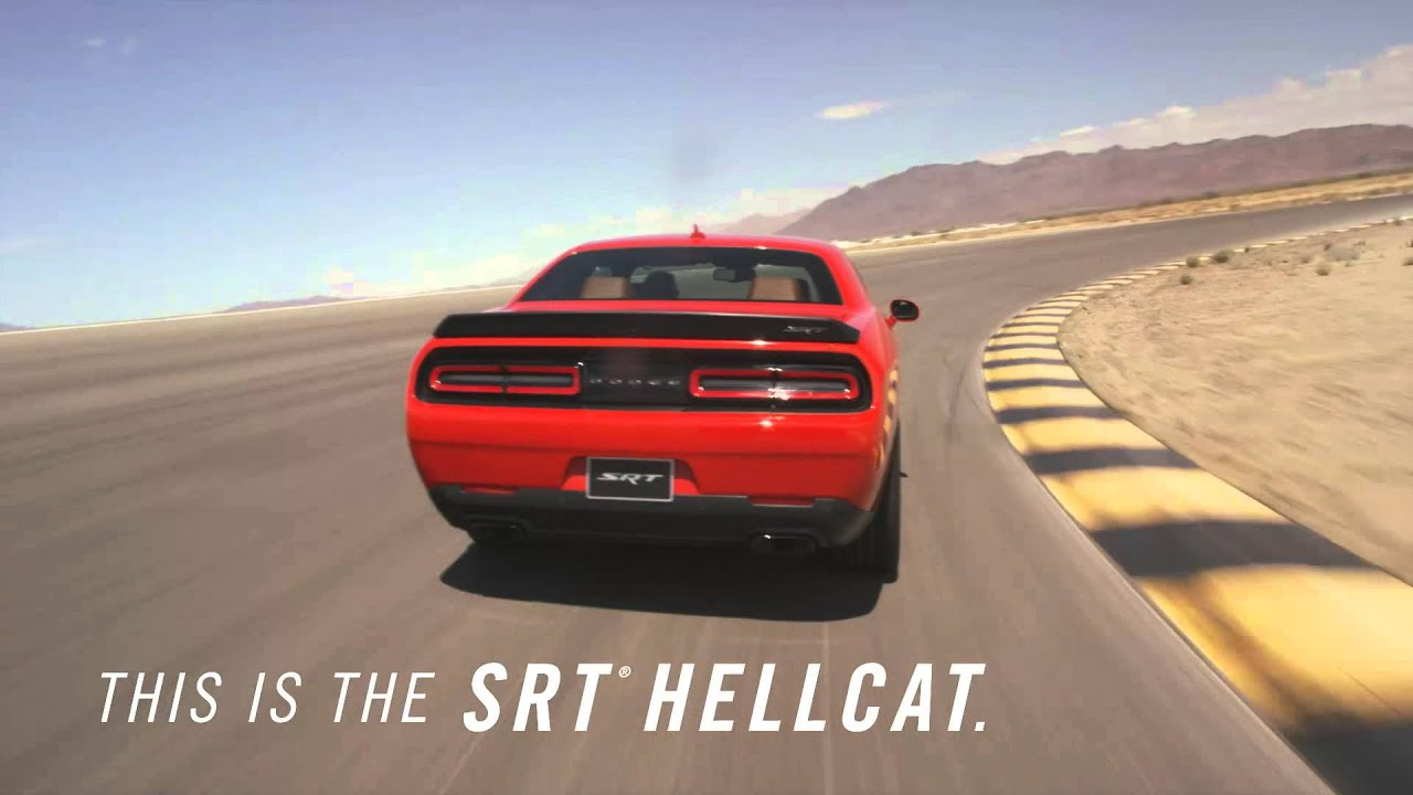 Srt Hellcat Performance Youtube