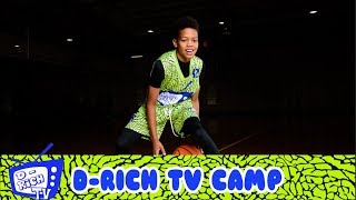6th Grader Jonothan Powell Is NICE - 2017 D Rich TV Camp
