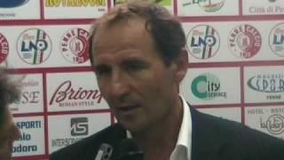 Servizio TvTeramo Servizio Teramo calcio - Penne TgT News 21/09/09