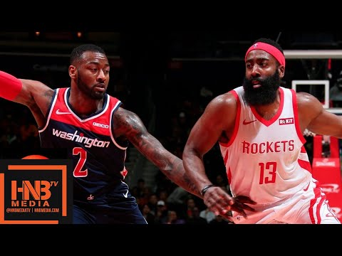 Houston Rockets vs Washington Wizards Full Game Highlights   11.26.2018, NBA Season