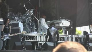 "X Japan- ""Kurenai"" (HD) Live at Lollapalooza on August 8, 2010"