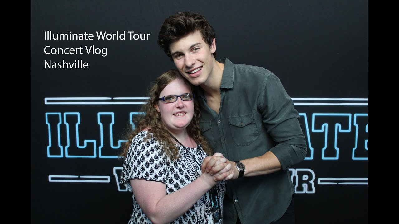 Shawn mendes meet and greet experience illuminate tour nashville shawn mendes meet and greet experience illuminate tour nashville m4hsunfo