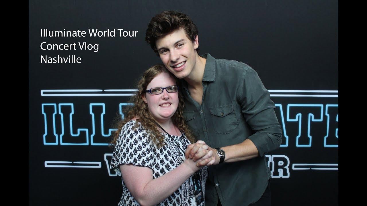 Shawn Mendes Meet And Greet Experience Illuminate Tour Nashville