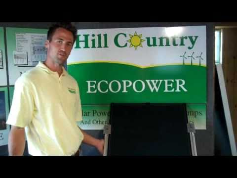 Heliovolt Solar Panel Presentation by TX Solar Installer Hill Country Ecopower