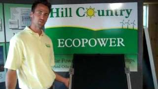 Heliovolt Solar Panel Presentation by TX Solar Installer Hill Country Ecopower