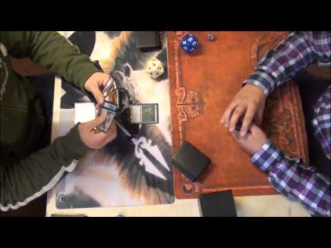 Affinity VS Reanimator - MTG DRM Legacy Tournaments. 30/9-12