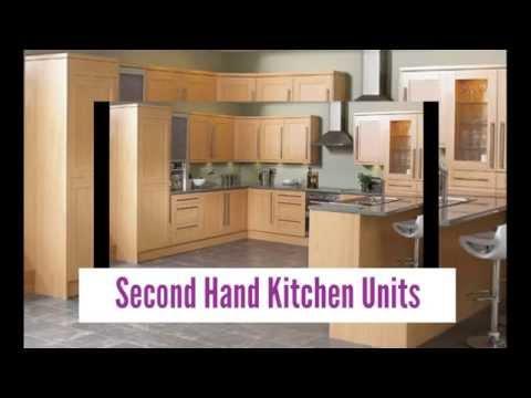 Second Hand Kitchen Furniture