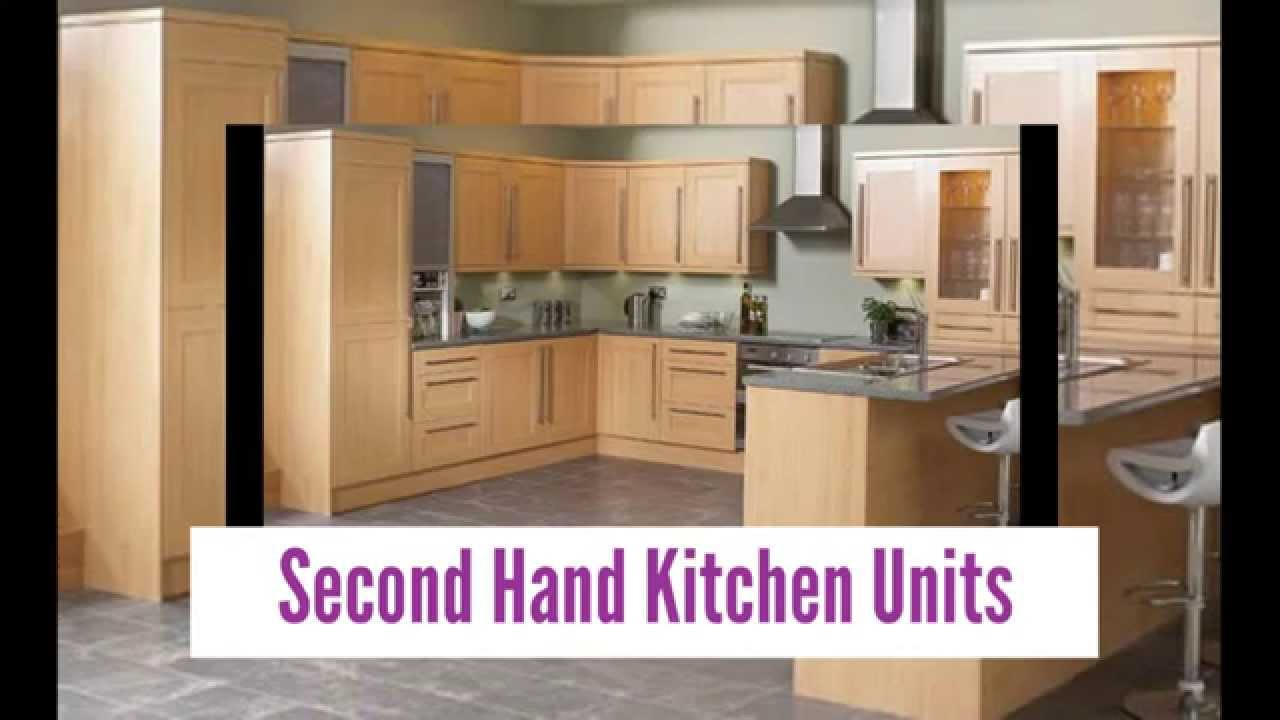 Second hand kitchen furniture youtube for Second hand ohrensessel