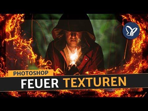 Photoshop-Tutorial: Feuer-Texturen Richtig Anwenden