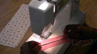 60 Second Sewing Secrets #6 Inserting Piping