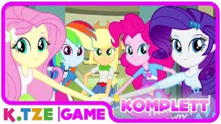 My Little Pony Equestria Girls 👩‍🎤 Deutsch - Ganze Folgen der App  | Komplett