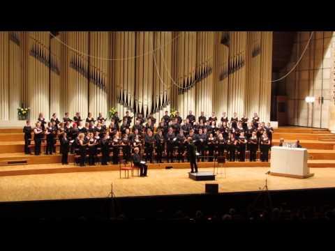 National Youth Orchestra of Scotland @ Slovak radio Concert hall - Crucifixus