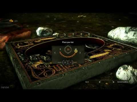 Video The nonlinear gameplay of The Witcher 2