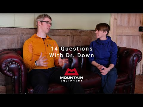 14 Questions With Mountain Equipment's Dr. Down