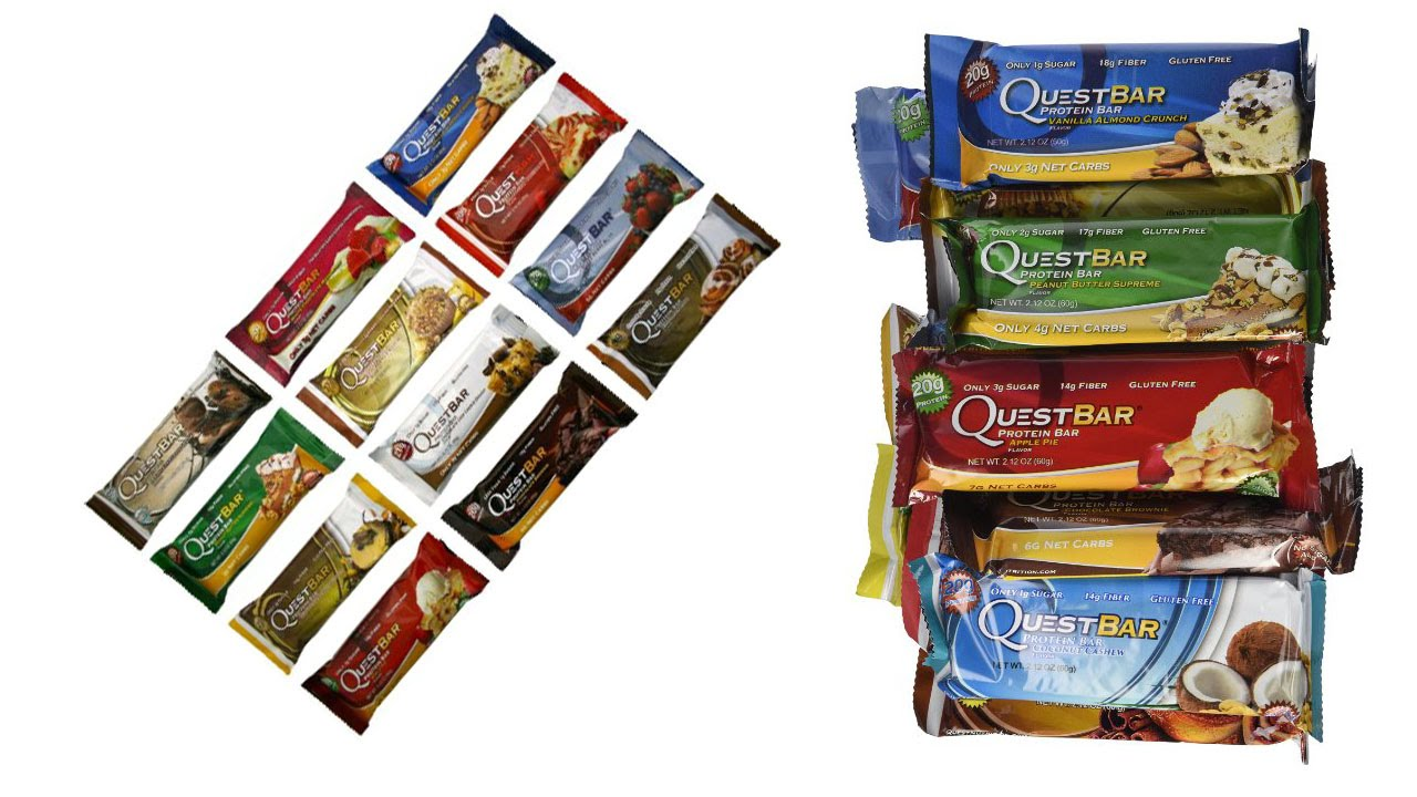 Top 5 Best Quest Nutrition Protein Bar Reviews 2016 Quest Bars Where To Buy